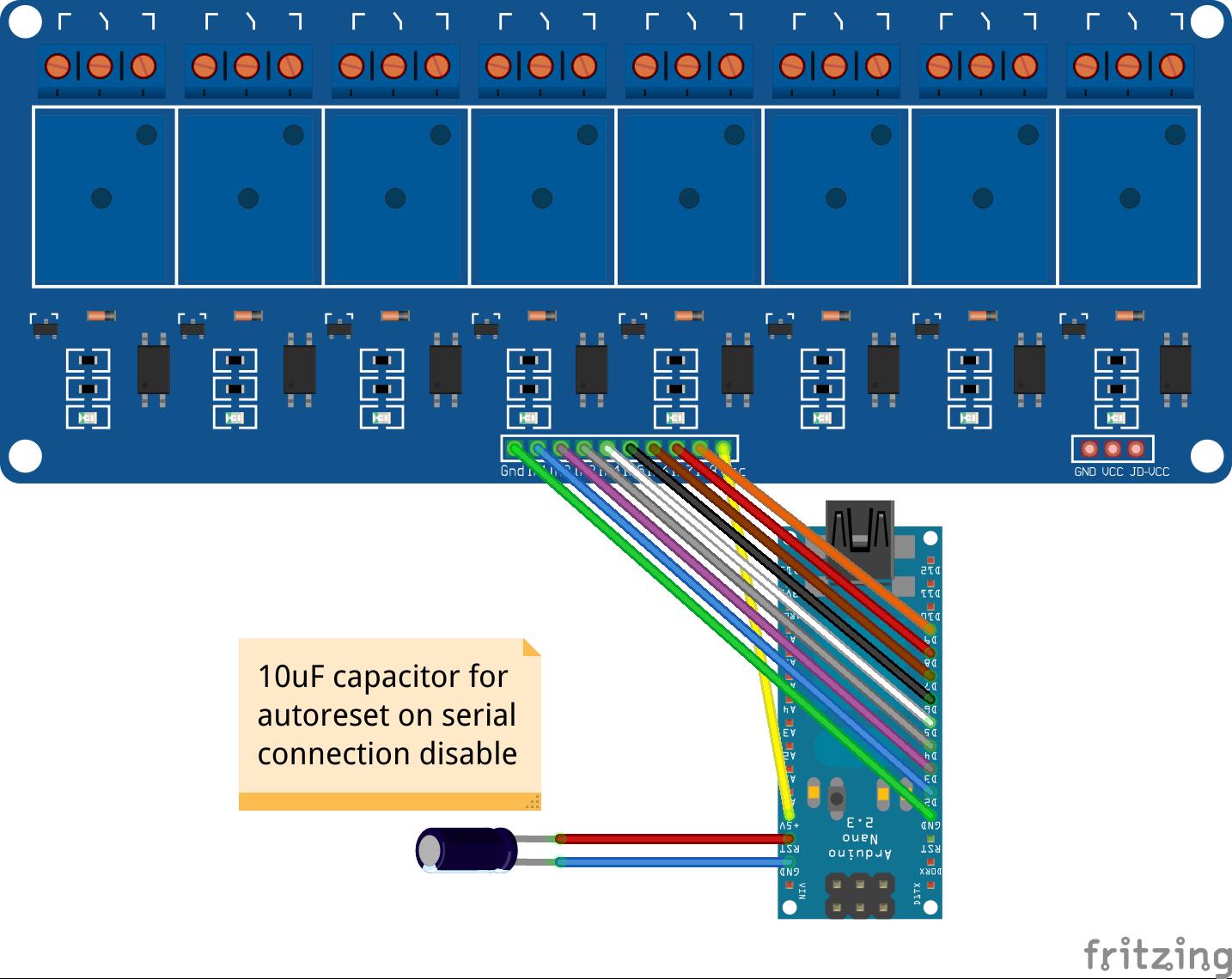 arduino-8-relay